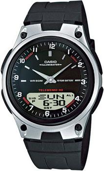 Наручные мужские часы Casio AW-80-1A