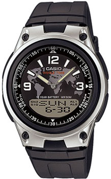 Наручные мужские часы Casio AW-80-1A2