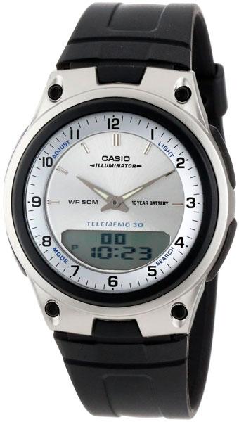 Наручные мужские часы Casio AW-80-7A