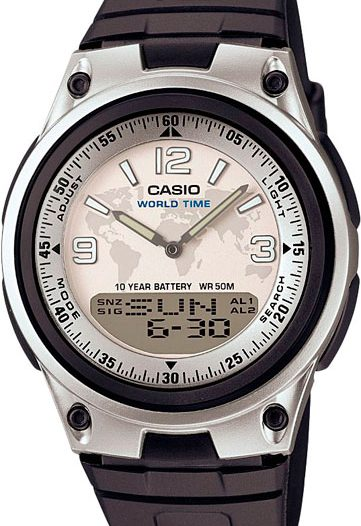 Наручные мужские часы Casio AW-80-7A2