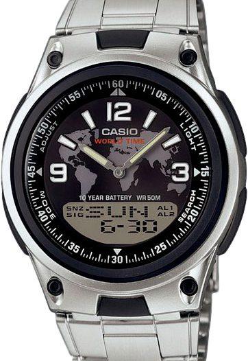 Наручные мужские часы Casio AW-80D-1A2