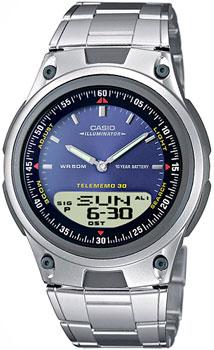 Наручные мужские часы Casio AW-80D-2A