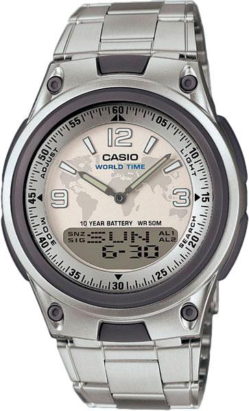 Наручные мужские часы Casio AW-80D-7A2