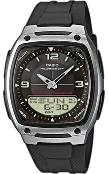 Наручные мужские часы Casio AW-81-1A1
