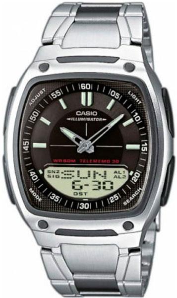 Наручные мужские часы Casio AW-81D-1A