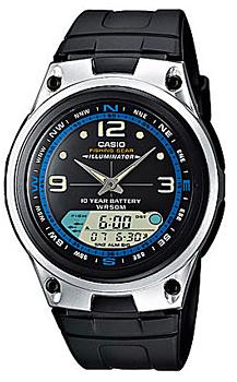 Наручные мужские часы Casio AW-82-1A