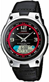 Наручные мужские часы Casio AW-82B-1A