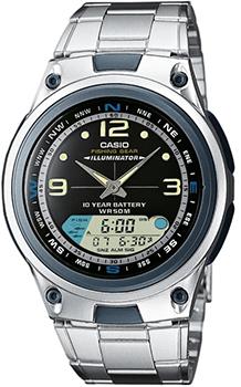 Наручные мужские часы Casio AW-82D-1A