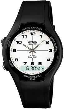 Наручные мужские часы Casio AW-90H-7B