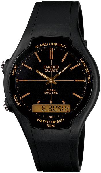 Наручные мужские часы Casio AW-90H-9E