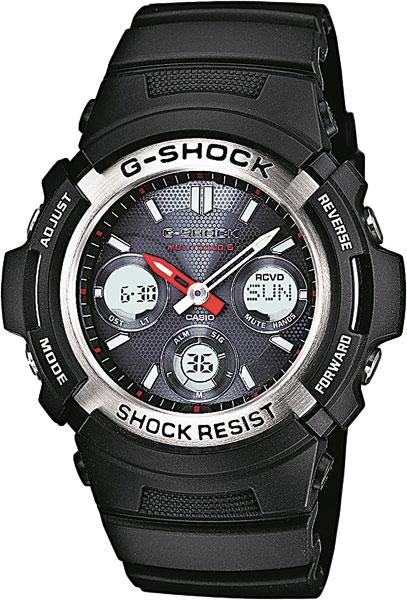 Наручные мужские часы Casio AWG-M100-1A