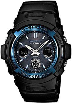 Наручные мужские часы Casio AWG-M100A-1A
