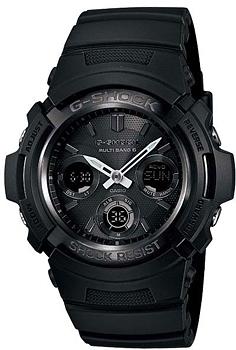 Наручные мужские часы Casio AWG-M100B-1A