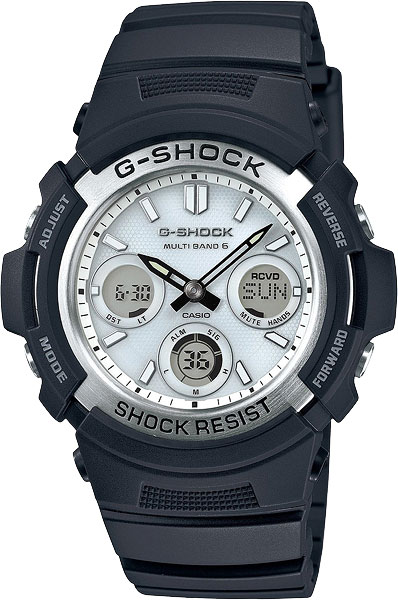 Наручные мужские часы Casio AWG-M100S-7A