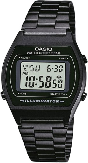 Наручные мужские часы Casio B640WB-1A