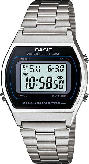 Наручные мужские часы Casio B640WD-1A