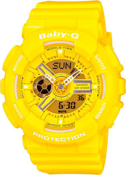 Наручные женские часы Casio BA-110BC-9A