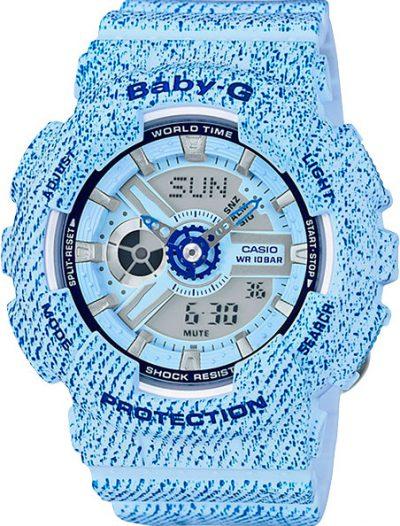 Наручные женские часы Casio BA-110DC-2A3