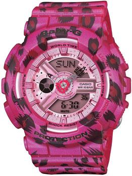Наручные женские часы Casio BA-110LP-4A