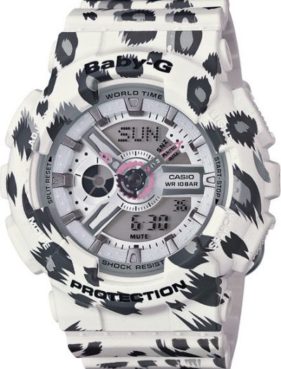 Наручные женские часы Casio BA-110LP-7A