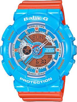 Наручные женские часы Casio BA-110NC-2A