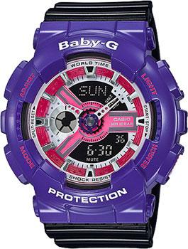 Наручные женские часы Casio BA-110NC-6A