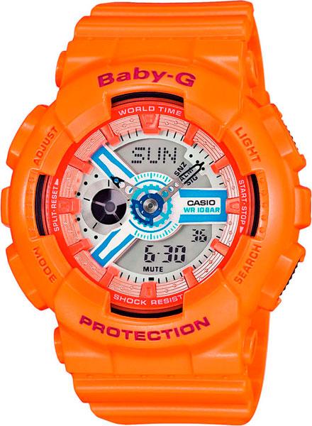 Наручные женские часы Casio BA-110SN-4A
