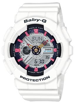 Наручные женские часы Casio BA-110SN-7A