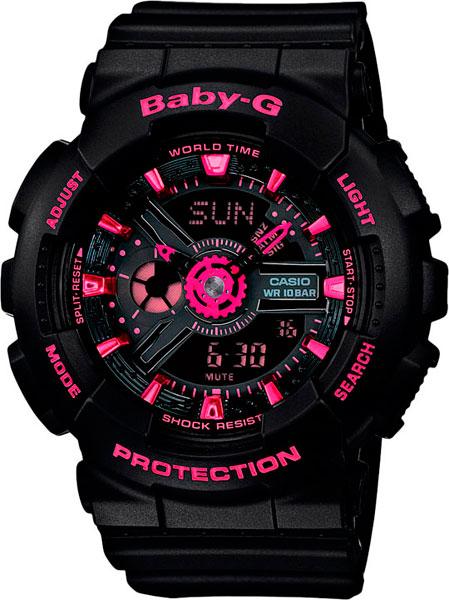 Наручные женские часы Casio BA-111-1A