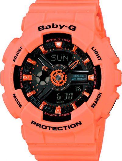 Наручные женские часы Casio BA-111-4A2