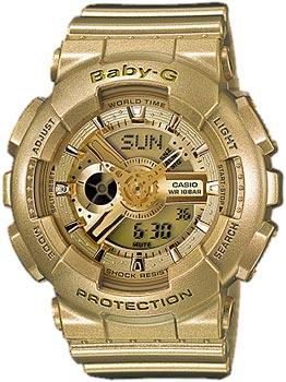 Наручные женские часы Casio BA-111-9A