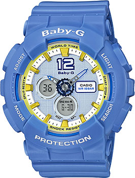 Наручные женские часы Casio BA-120-2B