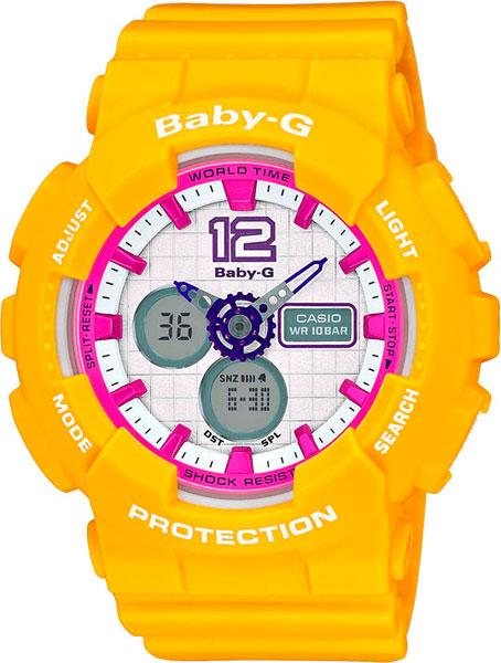 Наручные женские часы Casio BA-120-9B