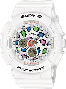 Наручные женские часы Casio BA-120LP-7A1