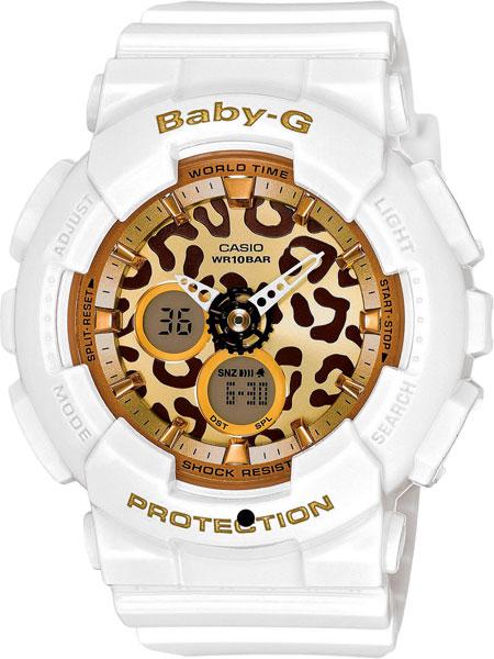 Наручные женские часы Casio BA-120LP-7A2
