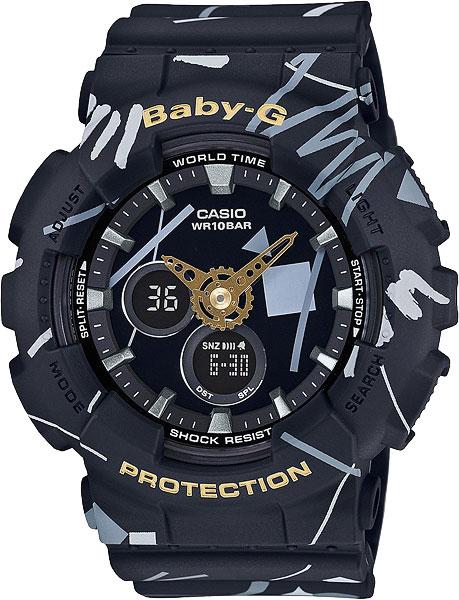 Наручные женские часы Casio BA-120SC-1A