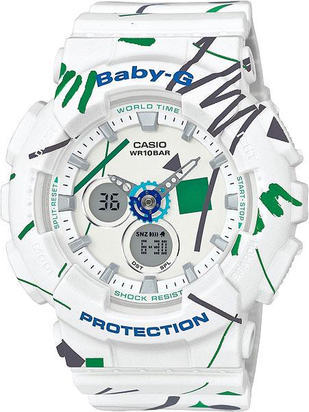Наручные женские часы Casio BA-120SC-7A