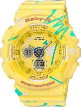 Наручные женские часы Casio BA-120SC-9A