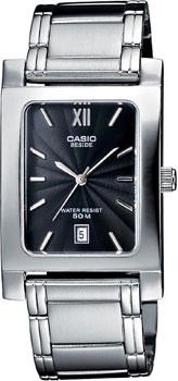 Наручные мужские часы Casio BEM-100D-1A