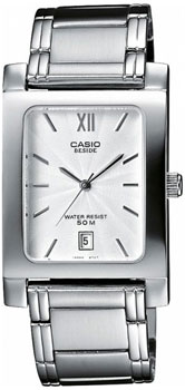 Наручные мужские часы Casio BEM-100D-7A