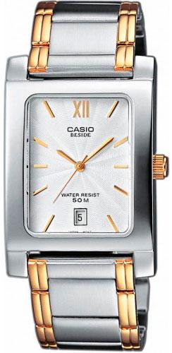 Наручные мужские часы Casio BEM-100SG-7A