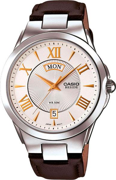 Наручные мужские часы Casio BEM-130L-7A