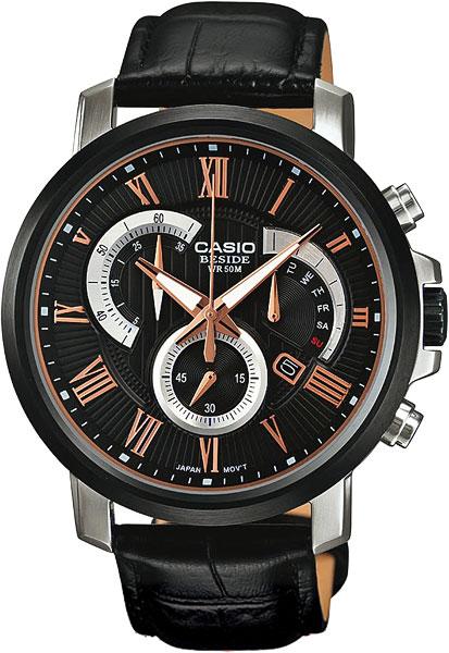 Наручные мужские часы Casio BEM-506CL-1A
