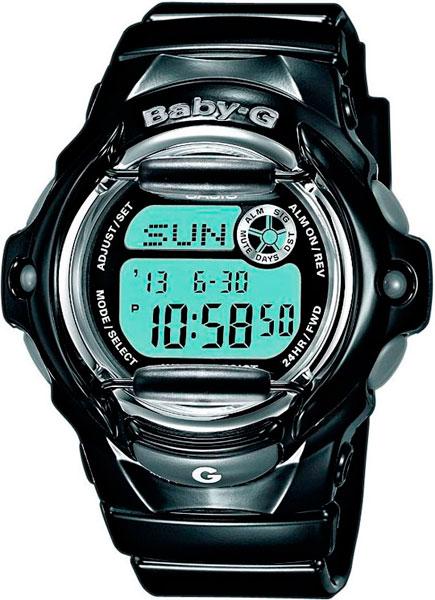 Наручные женские часы Casio BG-169R-1E