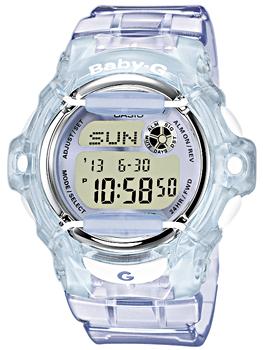 Наручные женские часы Casio BG-169R-6E