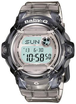 Наручные женские часы Casio BG-169R-8E