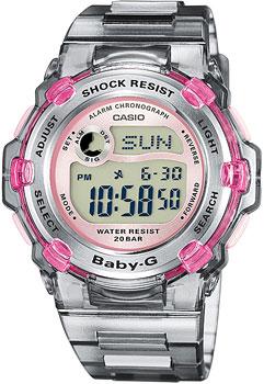 Наручные женские часы Casio BG-3000-8E