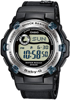 Наручные женские часы Casio BG-3002V-1E