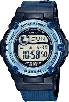Наручные женские часы Casio BG-3002V-2A