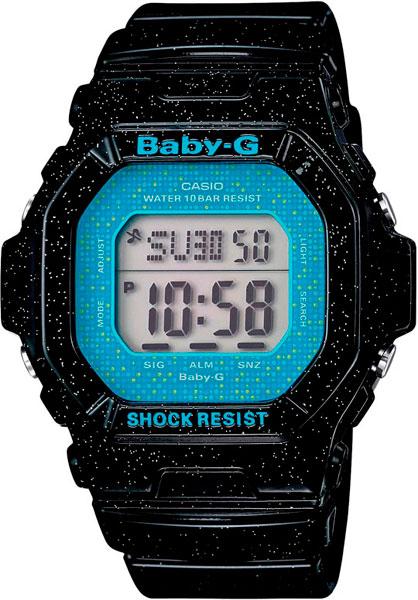Наручные женские часы Casio BG-5600GL-1E